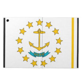 Patriotischer ipad Fall mit Flagge von Rhode