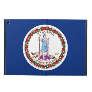 Patriotischer ipad Fall mit Flagge von Virginia