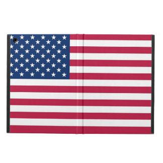 Patriotischer, spezieller ipad Fall mit Flagge von