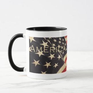 """Patriotisches """"Amerika"""" Kaffee-Tasse """" Tasse"""