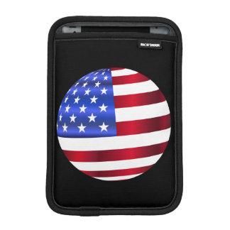 Patriotisches iPad mini vertikale Hülse Sleeve Für iPad Mini
