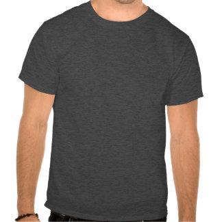 Patriotisches USA-Flagge-Schild T Shirts
