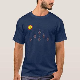 Patrouille Suisse Formation2 T - Shirt