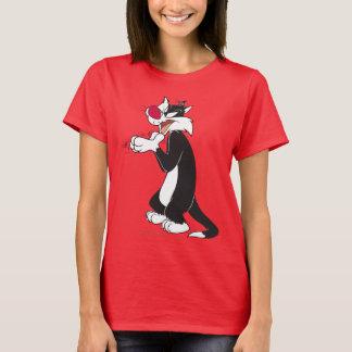 Pattes de frottage de SYLVESTER™ T-shirt