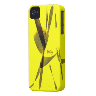 Paty iphone 4 Fall iPhone 4 Cover