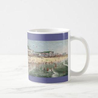 """Paul McGehee """"ein Rehoboth Strand-Gedächtnis-"""" Tasse"""