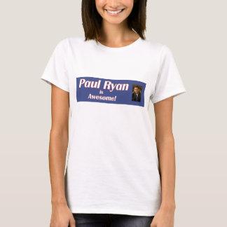 Paul Ryan ist das fantastische Shirt der Frau