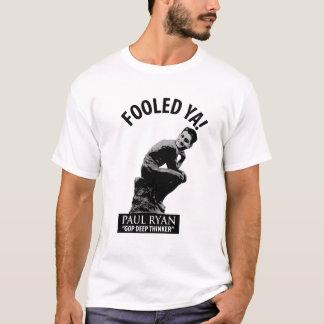 Paul Ryan, tiefer Denker T-Shirt
