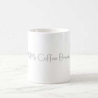 Pause-café de mamans… tasses à café