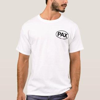 Pax-Taschenentwurf T-Shirt