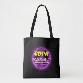 Paxspiration GDPR grundlegende schwarze Tasche Tasche