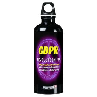 Paxspiration GDPR Sigg Wasser-Flasche Wasserflasche
