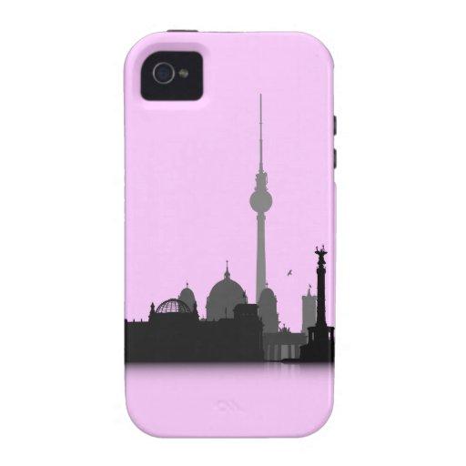 Paysage urbain de Berlin Coques iPhone 4/4S