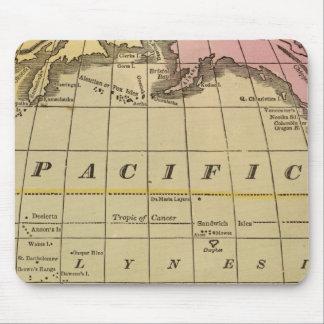 Pazifischer Ozean 7 Mousepads