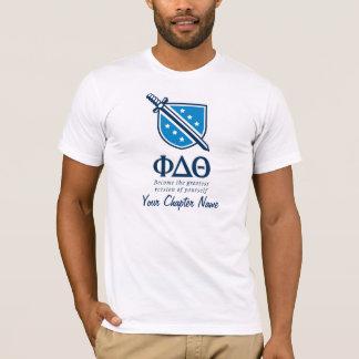 PDT - Gestapelt das bestste Blau 1 geworden T-Shirt