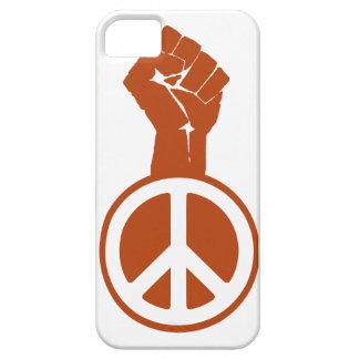 Peace hull iPhone 5 etui