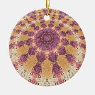 Peachie Kaieidoscope Keramik Ornament
