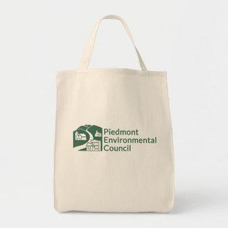PEC-Lebensmittelgeschäft-Taschen-Tasche - grünes Tragetasche