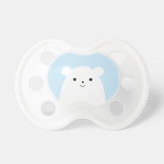 Peekaboo-polarer Bärn-Baby-Schnuller Schnuller