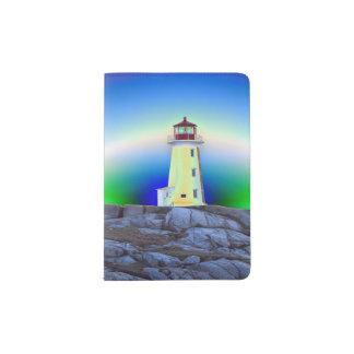 Peggy Bucht-Leuchtturm-Passhalter Passhülle