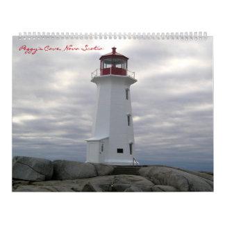 Peggy Bucht-Leuchtturm-Weg-Kalender Abreißkalender