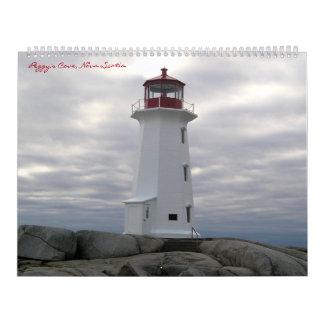 Peggy Bucht-Leuchtturm-Weg-Kalender Kalender