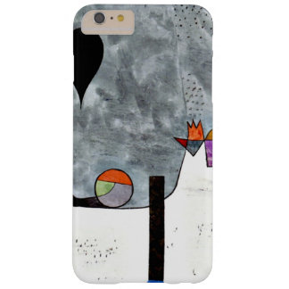 Peinture de Klee - hiver Coque iPhone 6 Plus Barely There