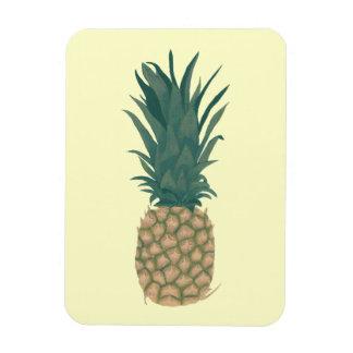 Peinture d'un ananas frais par l'aimant de Cheryls Magnets En Vinyle