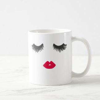 PEITSCHE u. LIPPELiebe-Rot-Tasse Kaffeetasse