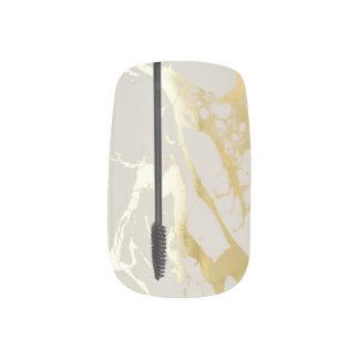 Peitschen-Künstler-Nägel Minx Nagelkunst