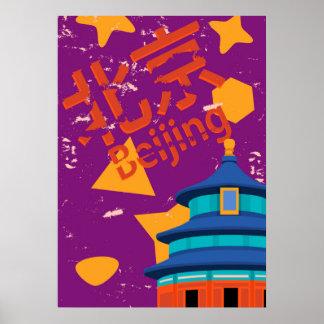 Peking-Plakat Poster