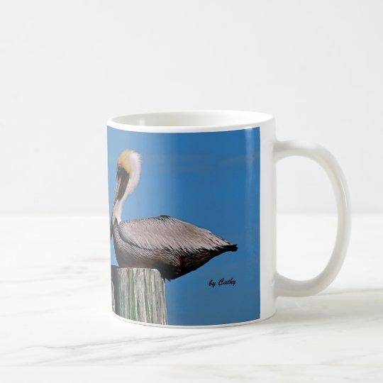Pelikan Kaffeetasse