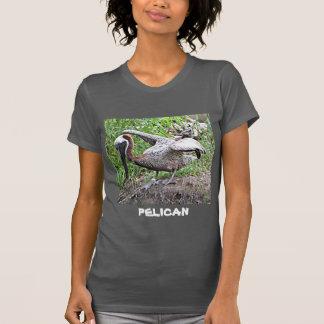 Pelikan Louisianas Brown T-Shirt
