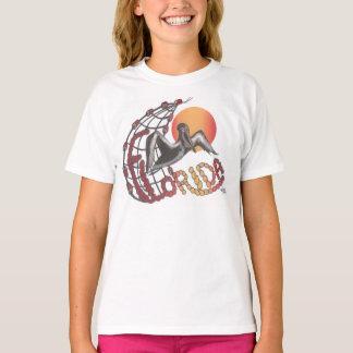 Pelikan-Netz T-Shirt