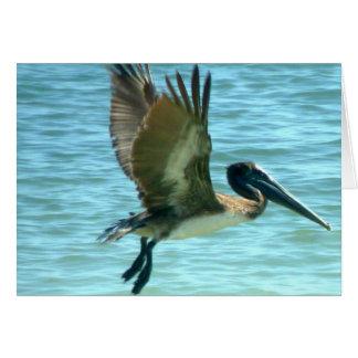 Pelikan-Uhr Karte