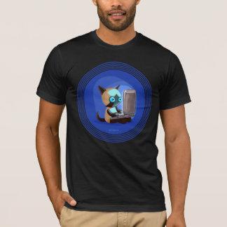 PelzSurfer: Siamesisch T-Shirt