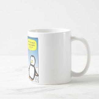 Penguin x68 TUX-Cartoon Kaffeetasse
