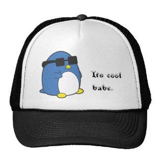 Penguino frais casquettes de camionneur