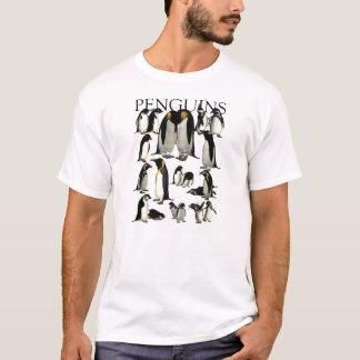 Penguins des WeltShirts T-Shirt
