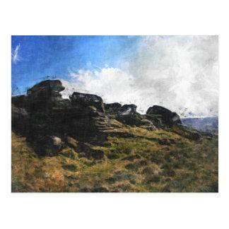 Pennin-Weise Postkarte