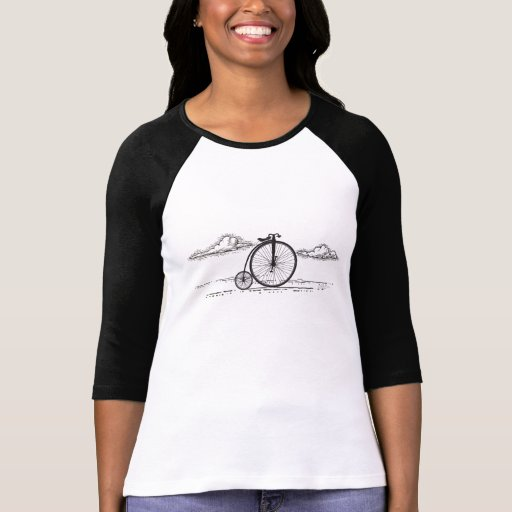 Penny-Farthing T-Shirts