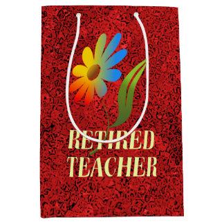 Pensionierter Lehrer, Mittlere Geschenktüte