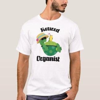 Pensioniertes Organist-Geschenk T-Shirt