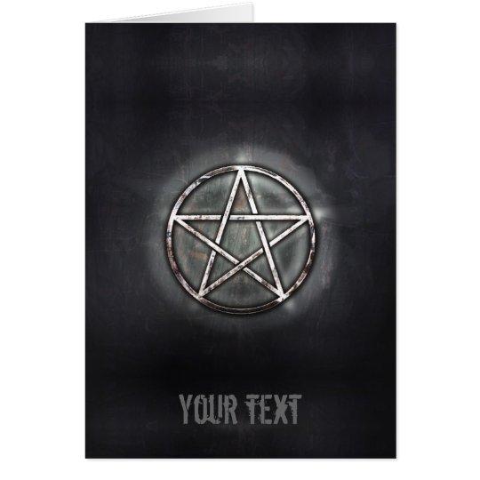 Pentagram Karte