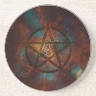Pentagram Untersetzer