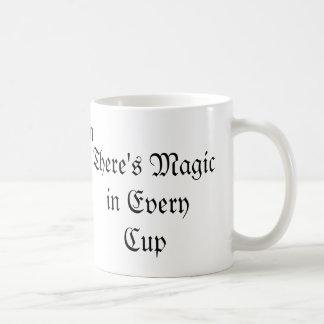 Pentagramm - Magie in jeder Schale Kaffeetasse