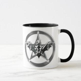 Pentagramm-Schläger Tasse