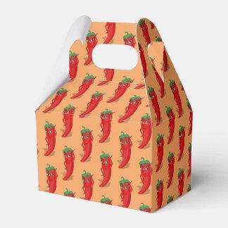 Peperoni-Diva Geschenkschachtel