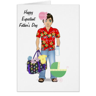Père d'aspirant de fête des pères cartes de vœux