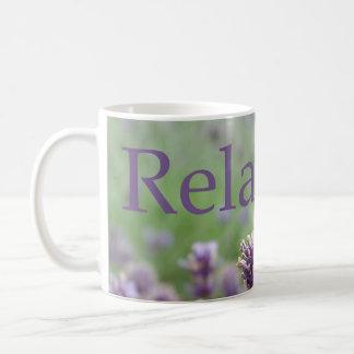Perfekte Entspannungs-Tasse Tasse